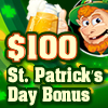 St Patricks Day 2011 Casino Bonus Codes